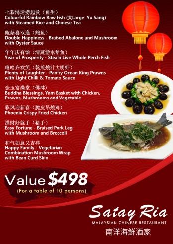 Best Malaysian Restaurant In Brisbane Satay Ria